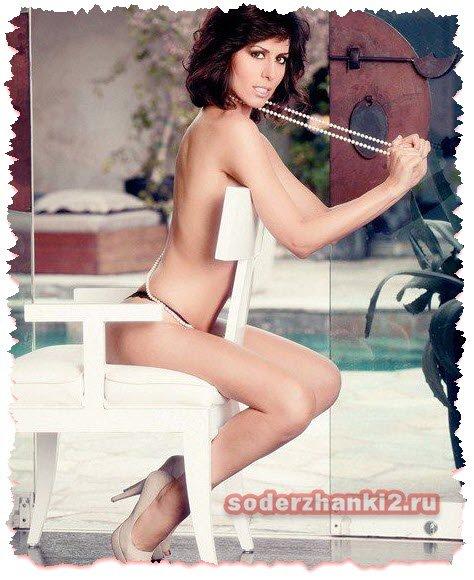 Сабина Ахмедова в журнале XXL